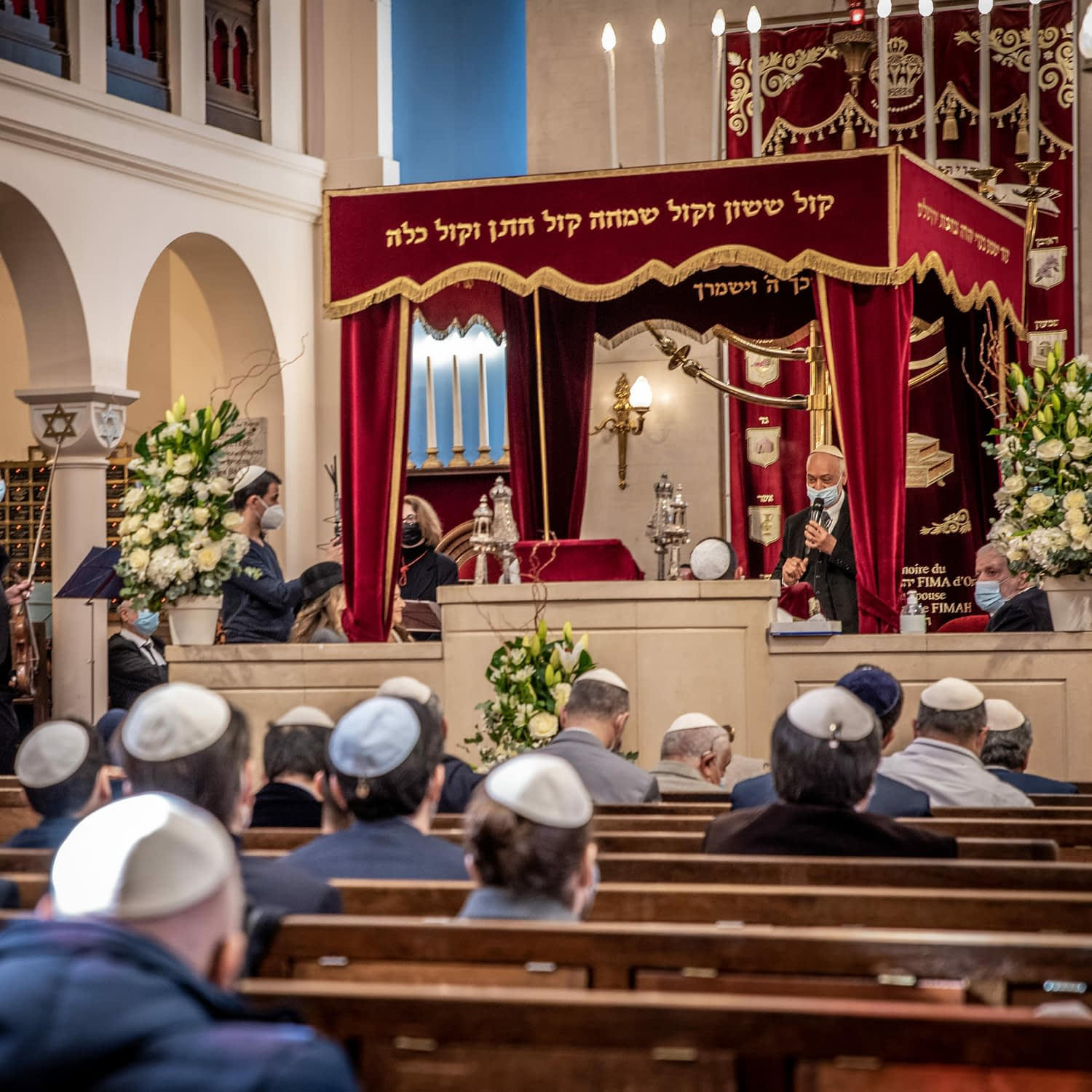 synagogue neuilly horaires