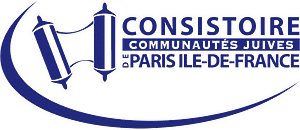 logo consistoire synagogue neuilly